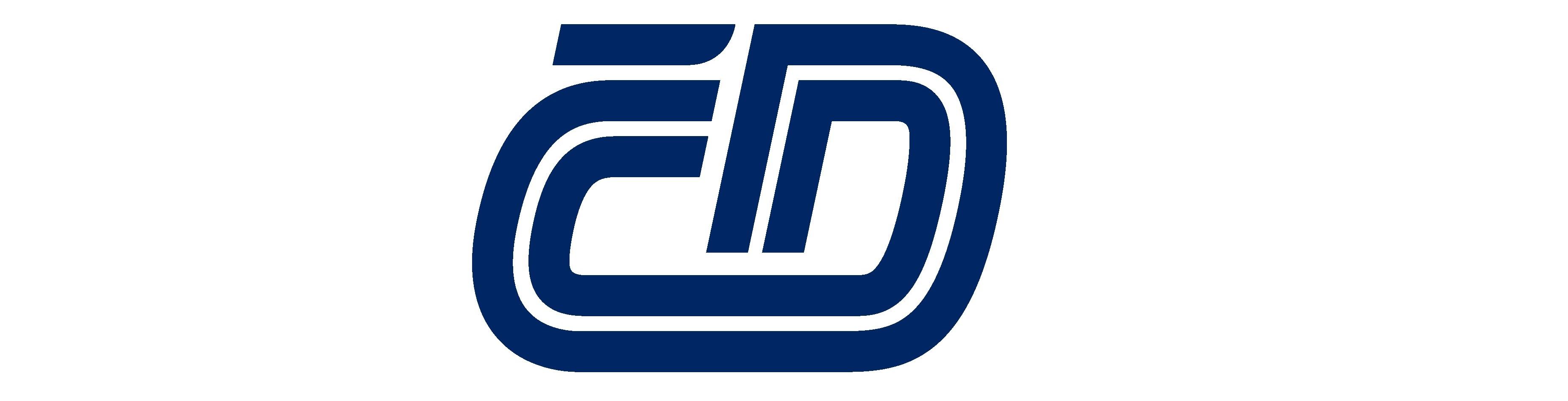 Logo ČD u